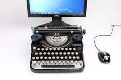 USB tastiera di Computer Typewriter C portatile di usbtypewriter