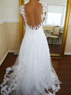Hustle Your Bustle: Tatoo Lace dress Wedding Dress $5000.00 ~ Hustle Your Bustle