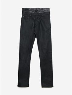 Public School double waistband pant