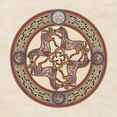 Galicia Celtic Art P