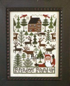$7.20 Prairie Schooler 2012 Reindeer Round Up