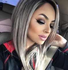Grey smokey