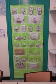 Astuce pour ranger mes jeux de maths Classroom Organisation, Organization, Getting Organized, Projects To Try, Preschool, Teaching, Education, Ranger, Frame