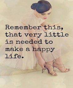 MAKE A HAPPY LIFE- LIFE QUOTES