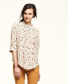 The Great Gatsby Daisy Pintuck Top