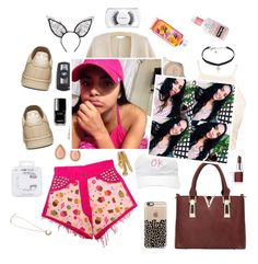 """""""☾ i couldn't decide if you were the most annoying human being i'd ever met or just the best thing that ever happened ☽"""" by u-rbanarcissists ❤ liked on Polyvore featuring Merona, Neutrogena, Maison Michel, Vanessa Mooney, Casetify, BMW, Chanel, MAC Cosmetics, Forever 21 and Vita Fede"""