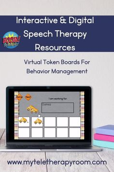 My virtual token boards are perfect for teachers, special educators, speech pathologists, occupational therapists and anyone else who may be seeking a quick way to keep your students engaged and motivated. With this boom card lesson, you can choose from 8 virtual token boards. Use these virtual token boards over and over again without the worry of needing to laminate. Great for speech therapy and teletherapy. Speech Therapy Organization, Token Boards, Interactive Whiteboard, Reward System, Speech Room, Occupational Therapist, Positive Reinforcement, Behavior Management, Learning Resources