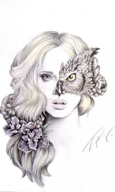 would be a really cool tattoo! Not for me, but its still super pretty!