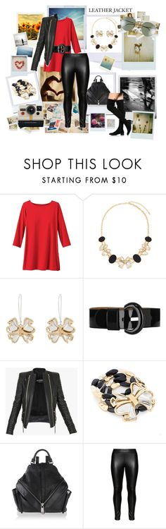 """The Road that I Could Take"" by pj-cox on Polyvore featuring Polaroid, TravelSmith, Karen Millen, Balmain and Studio"