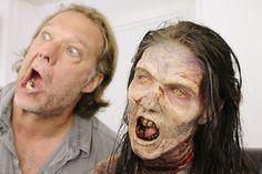 Making off The Walking Dead