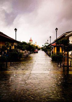 Granada Mojada, Nicaragua