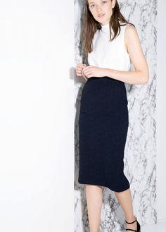 Las principales firmas no han podido resistirse a las #faldas #midi  ¿Te gustan?