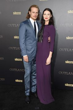 *UPDATE* Gorgeous MQ pics of the cast at the premiere of Outlander #TartanAffair http://wp.me/p57847-7D0