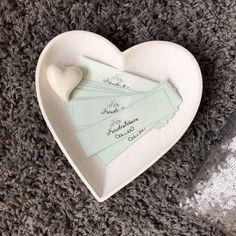 50 St/ück Papierbanderolen Freudentr/änen Taschent/ücher Hochzeit Peony Kraftpapier-Look Banderolen mit Klebepunkte