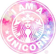Only if this was on Starbucks cups 🦄🦄🦄🦄🦄🦄🦄🦄