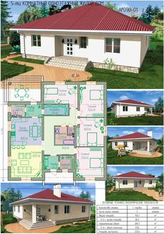 2bhk House Plan, Story House, Small House Plans, Happy House, My House, Style At Home, One Story Homes, American Houses, Plan Design