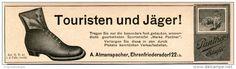 Original-Werbung/Inserat/ Anzeige 1912 - PANTHER STIEFEL - ca. 180 x 60 mm