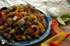 Grilled Peppers and Onions with Crispy Potatoes You will love the spices on this Mexican inspired side dish! Grilled Peppers and Onions with Crisp Potatoes Recipe on PocketChangeGourm… Aldi Recipes, Healthy Grilling Recipes, Onion Recipes, Cooking Recipes, Grill Recipes, Grilled Peppers And Onions, Stuffed Peppers, Rice Dishes, Pasta Dishes