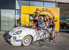 Sportstars feiern Oktoberfest bei Gady Opel