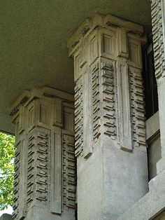 Unity Temple | Frank Lloyd Wright 1909 | Dave | Flickr