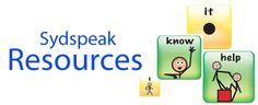 Sydspeak: Resources