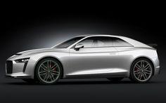 Audi Quattro Concept (it's just a concept)