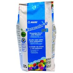 MAPEI Keracolor™ U 10-lb Premium Unsanded Grout with Polymer