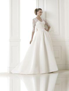 Vestido de noiva manga longa - TREND ALERT!
