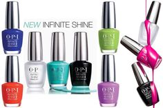 My Kingdom for Fashion: Manicura semi-permanente en casa: OPI Infinite Shine