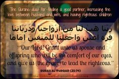 Your spouse like death, has already been written for you, but just as death comes to you by Allah's will, so does love. O Muslims, get right with Allah, and Allah will set everything right FOR you…