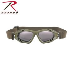 Rothco Ventec Tactical Goggles - Olive Drab  Only $10.99  *Price subject to change without notice.