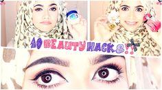 10 beauty hacks for girls only! -  نصائح تجميلية على كل فتاة ان تعرفها