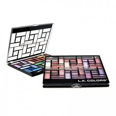 LA Colors Eye Design Palette