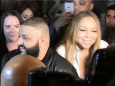 Mariah Carey Marrying with DJ Khaled!!! News is being reported now about this....  here's the full video of what she said: http://ift.tt/2fQMO0S  more than likely they are about to collab on an album...