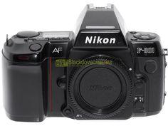 Blackdove-Cameras > Nikon F801 reflex a pellicola semiprofessionale con garanzia 12 mesi. F-801