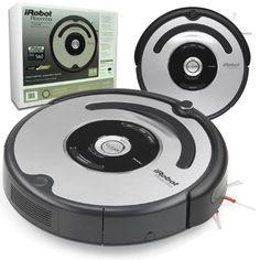 iRobot Roomba 560 Automatic Robotic Vacuum (Certified Refurbished) iRobot http://www.amazon.com/dp/B00K5UX1H4/ref=cm_sw_r_pi_dp_zeSNvb139R2MX