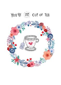 Felicity French - My-cup-of-tea