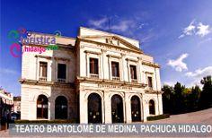 Teatro brtolome de Medina www.turisticahidalgo.com