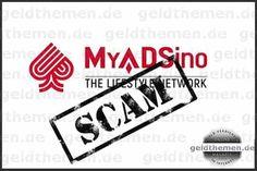 MyADSino – Bekanntes Muster für neuen Betrug