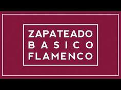 Baile Flamenco - Iniciación zapateado flamenco - YouTube
