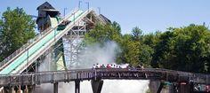 Snake River Falls' Splash