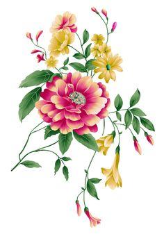 Peony Flower, Flower Art, Pattern Art, Print Patterns, Pattern Design, Black And White Prints, Birth Flowers, Flowers Nature, Textile Prints