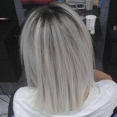 Ash Hair, Gorgeous Hair, Hair Colors, Hair And Nails, Hair Makeup, Hair Beauty, Make Up, Hairstyle, Long Hair Styles