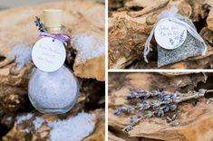 Lavendel Badesalz DIY