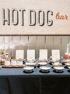 """Hot Dog"" 3rd birthday by Jennifer Laura Design"