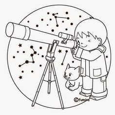 Free printable coloring pages for print and color, Coloring Page to Print , Free Printable Coloring Book Pages for Kid, Printable Coloring worksheet Space Coloring Pages, Coloring Pages To Print, Free Printable Coloring Pages, Coloring For Kids, Coloring Pages For Kids, Coloring Books, Space Activities, Space Theme, Space Crafts