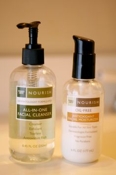 Creation Based Health: Natural Product Review: Trader Joes Nourish Facial Cleaner & Moisturizer #paraben-free #sulfate-free #petroleum-free #fragrance-free #naturalfacewash #oil-free moisturizer #TraderJoes