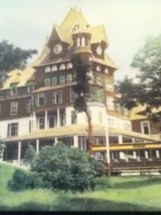 The Old Hotel Victory At Put In Bay South B Island Ohio
