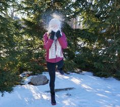 Cool Runner // my kind of sweet // winter style // mom style