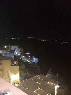 Vista da Oia Santorini